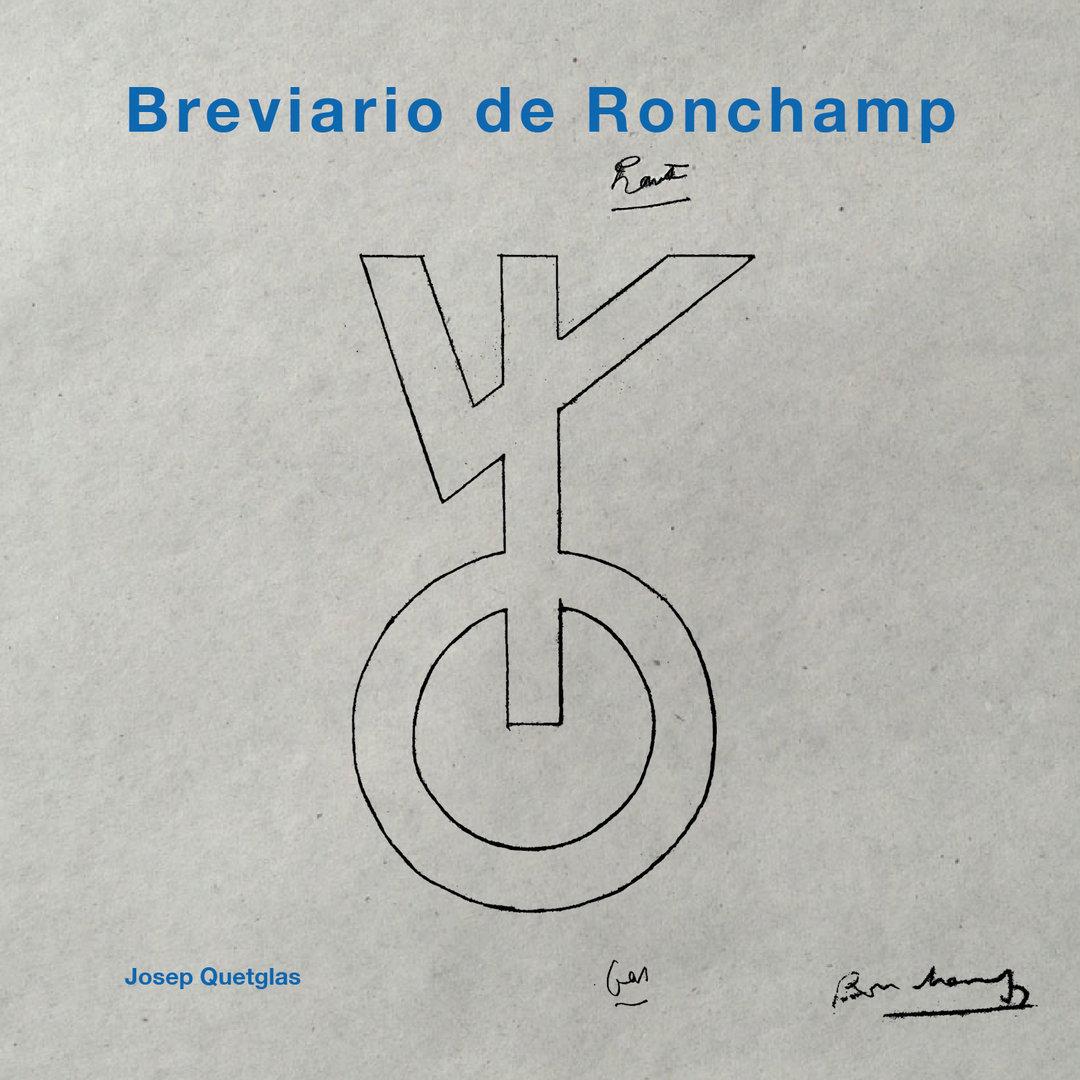 Breviario de ronchamp josep quetglas ediciones asim tricas for Ediciones asimetricas