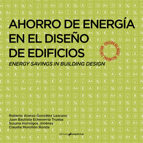 Energy Savings in Building Design - VV.AA. [Bilingual Edition]